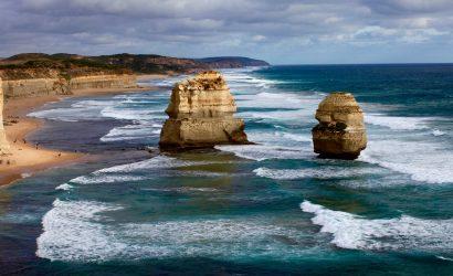 Great Ocean Road - Twelve Apostles 十二门徒观