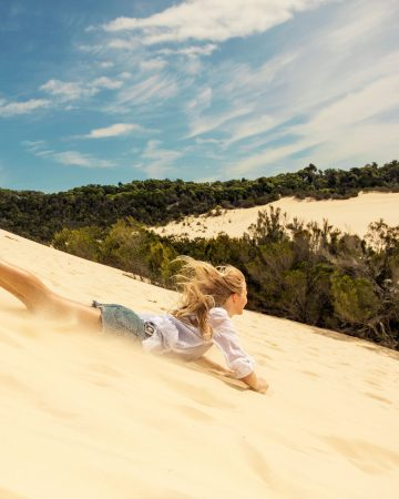 滑沙 Desert Safari